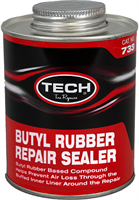 739 Butyl Rubber Sealer