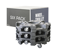Ahcon Wheel Trolley 6-pack